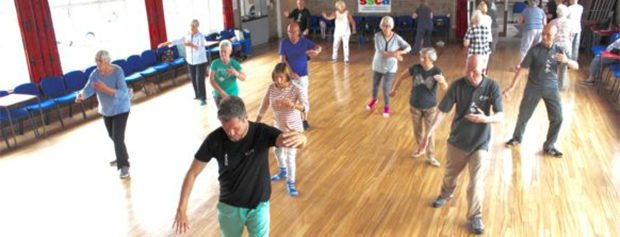 Now is the perfect time to try one of our Tai Chi classes