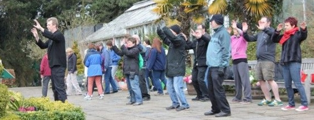 World Tai Chi Day, Birmingham Botanical Gardens, 28.4.18 at 10.30am