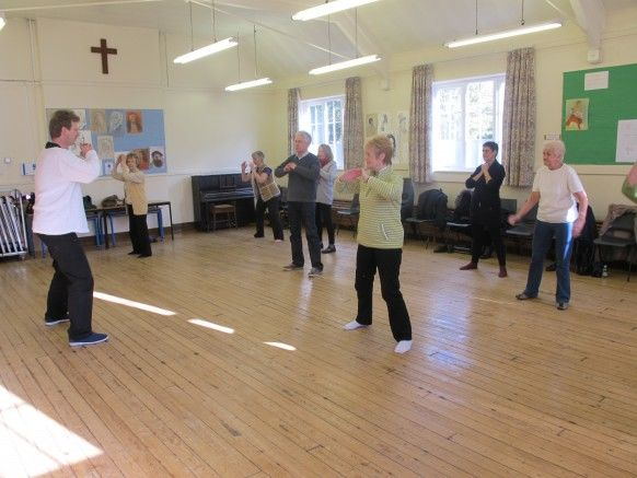 selly oak tai chi lessons