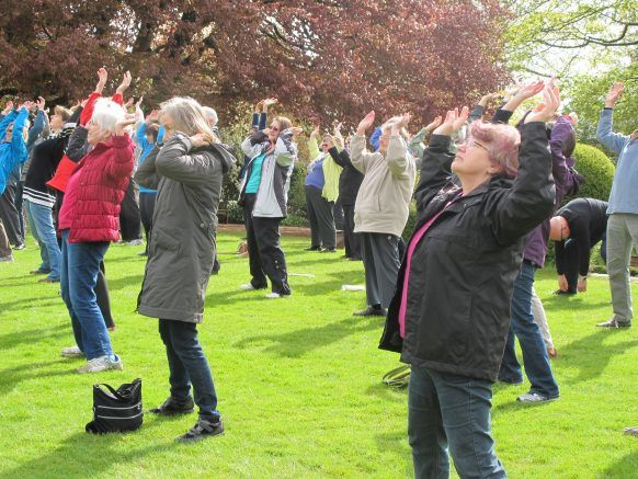 World Tai Chi Day, Saturday 29th April, 10.30am, Birmingham Botanical Gardens 17