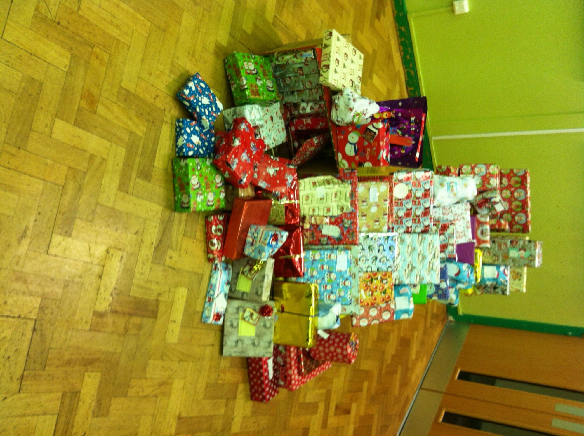 Our members just donated 203 Christmas presents for local disadvantaged Kids! Merry Christmas and Happy New Year to all. 8