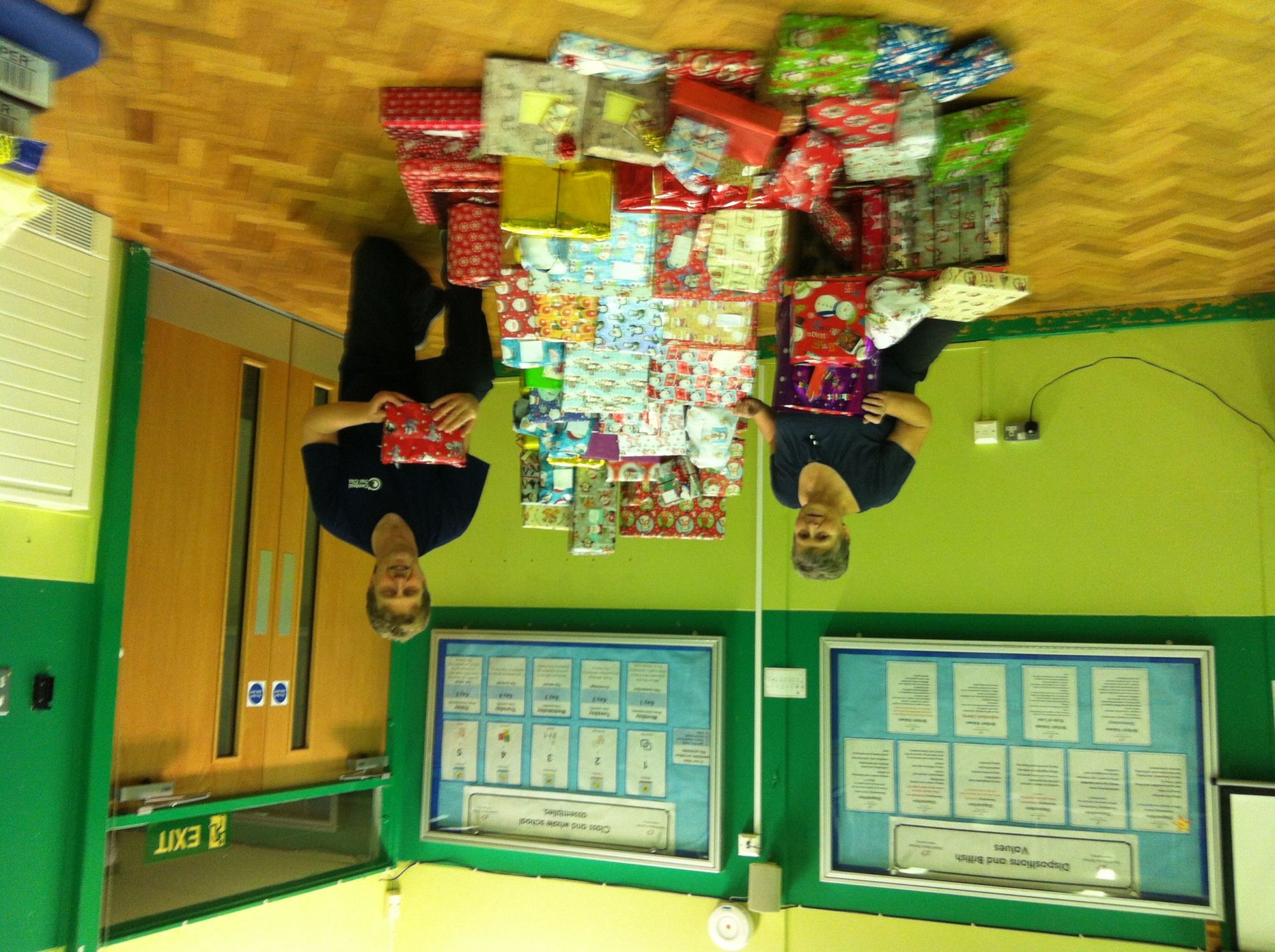 Our members just donated 203 Christmas presents for local disadvantaged Kids! Merry Christmas and Happy New Year to all. 2