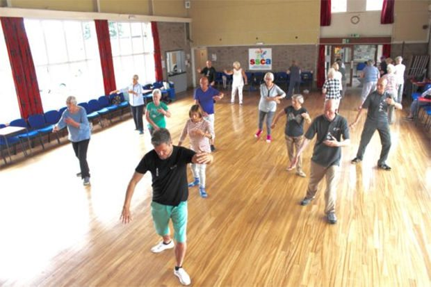 Now is the perfect time to try one of our Tai Chi classes 1