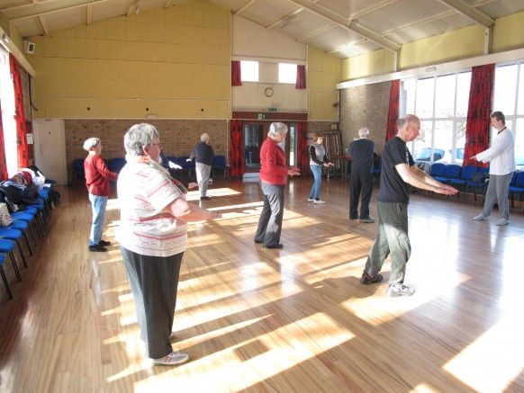 aldridge tai chi classes