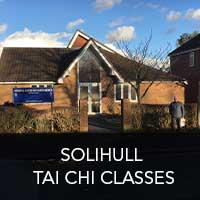 solihull tai chi classes