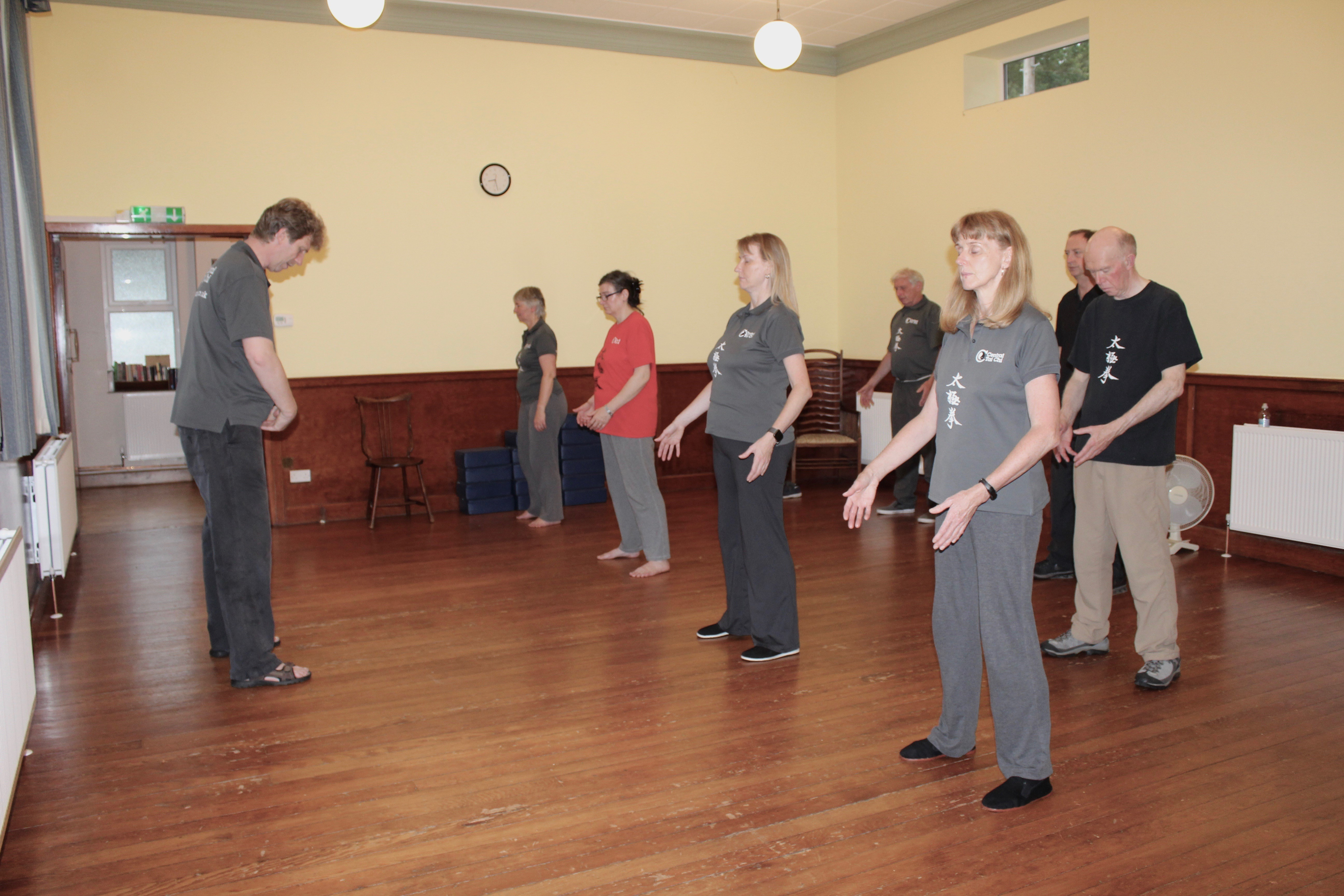 hamstead tai chi classes