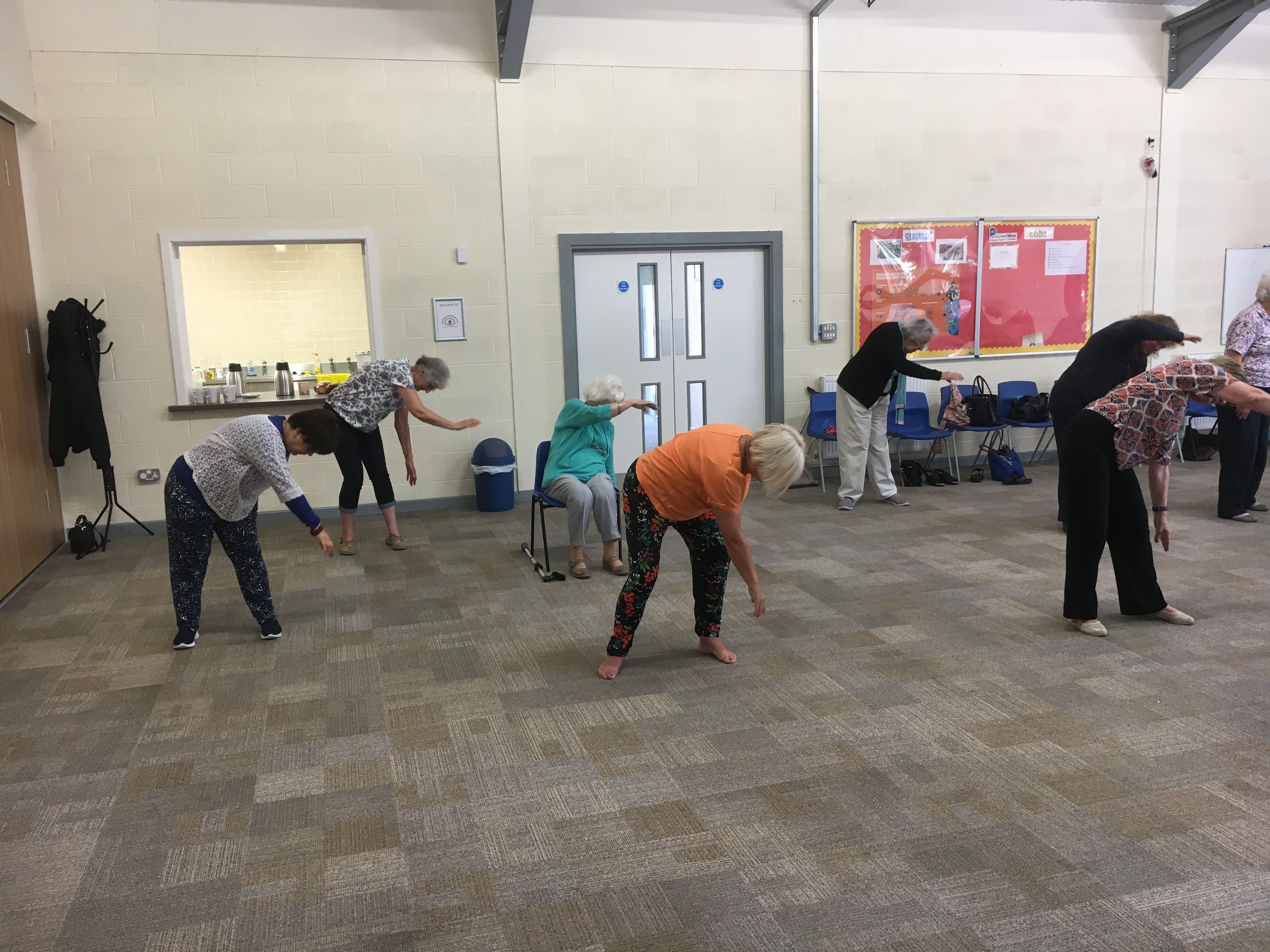 tai chi for the elderly
