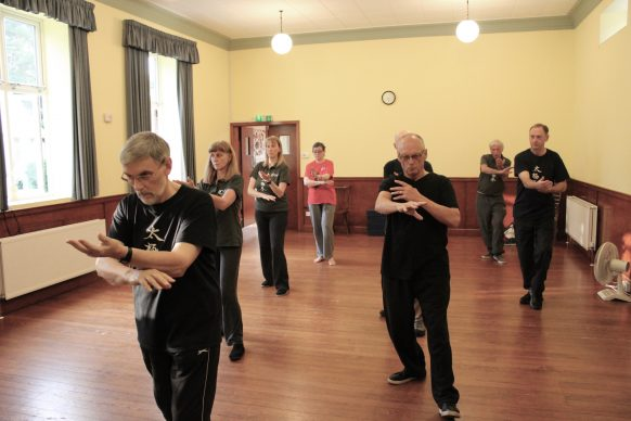 tai chi classes Shelfield