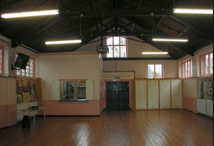st marys church hall